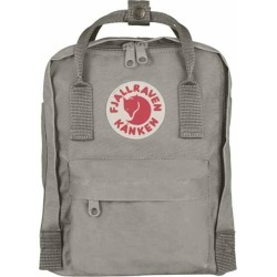 FjallRaven Kanken Mini Kids Backpack - Fog