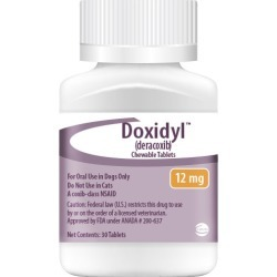 Doxidyl Chews 12mg (30 count)