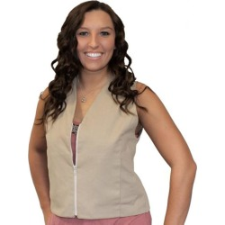 Polar Products Cool58 Women's Fashion Cooling Vest for Sizes 3XL & 4XL