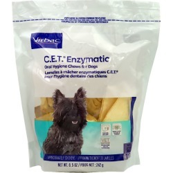 CET Enzymatic Chews for Small Dogs (30 Chews)