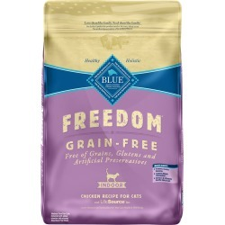 Blue Buffalo Freedom Grain-Free Indoor Recipe (11 lb)