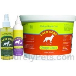 Calm Coat DOG Pack