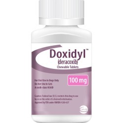 Doxidyl Chews 100mg (90 count)