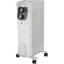 Comfort Zone Deluxe Oil-Filled Convection Heater