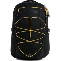 The North Face Borealis Backpack Bag - TNF Black Light Directional Heather/TNF Yellow