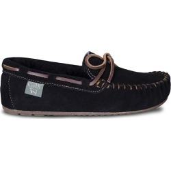 Cloud Nine Sheepskin Ladies Sheepskin Moccasins 2 found on MODAPINS from The Warming Store for USD $66.99