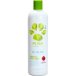 PL360 All-in-One Shampoo & Conditioner - Fresh Pomegranate (16 fl oz)