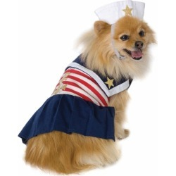 Leg Avenue Dog Costumes Sailor Sweetie Costume