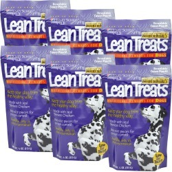 Lean Treats - Nutritional Rewards for Dogs 6-PACK (1.5 lbs)