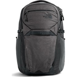 The North Face Router Backpack Bag - TNF Dark Grey Heather/Asphalt Grey