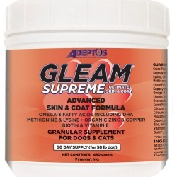 Adeptus Gleam Supreme for Pets (480 gram) found on Bargain Bro Philippines from entirelypetspharmacy.com for $27.29