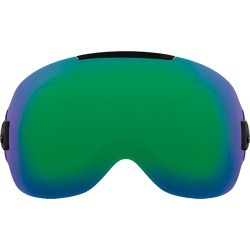 Abom ONE Lens - Flash Green Mirror