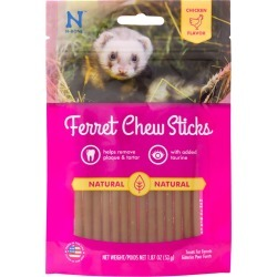 N-Bone Ferret Chew Treats - Chicken Flavor (1.87 oz)