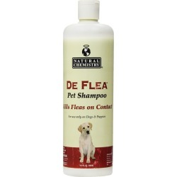Natural Chemistry De Flea Shampoo for Dogs (16 oz)