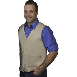 Polar Products Cool58 Men's Fashion Cooling Vest for Sizes L & XL