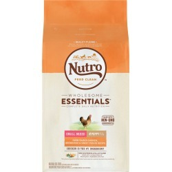 Nutro Whole Essentials Small Breed Chicken, Whole Brown Rice & Sweet Potato - Puppy (4 lb)