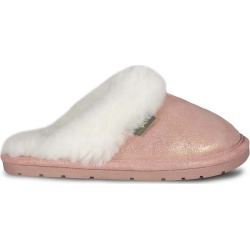 Cloud Nine Sheepskin Ladies Metallic Scuff found on MODAPINS from The Warming Store for USD $59.99