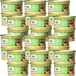 Nutro Max Cat Chicken Supreme - Adult (24x3oz) found on Bargain Bro Philippines from entirelypetspharmacy.com for $20.19