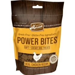Merrick Power Bites - Chicken Dog Treats (6 oz)
