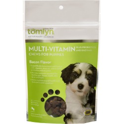 Tomlyn Multi-Vitamin Chews for Puppies (30 count)