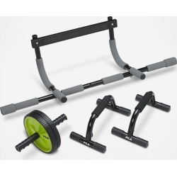 FILA 6-Piece Home Gym Kit