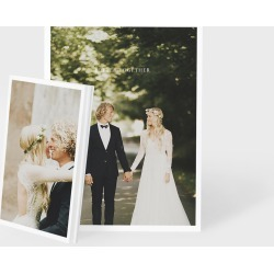 Artifact Uprising Softcover Wedding Photo Book found on Bargain Bro India from zola.com for $40.00