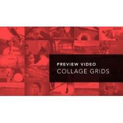 Preview Video Screen Collage Grids found on Bargain Bro from  for $16.5
