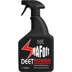 NAF Off DEET Power Horse Fly Repellent Spray 750ml found on Bargain Bro UK from Pet Drugs Online