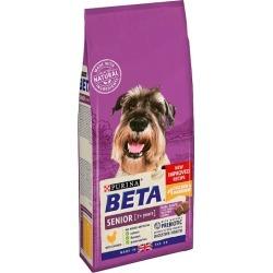 Purina BETA Dog Food: Senior 14kg found on Bargain Bro UK from Pet Drugs Online