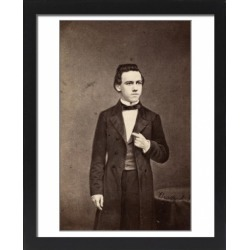 Large Framed Photo. PAUL CHARLES MORPHY (1837-1884). American found on Bargain Bro Philippines from Media Storehouse for $180.45