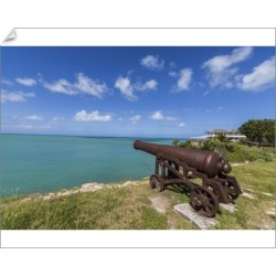 10 inch Photo. A cannon dating from the 17th century stands found on Bargain Bro Philippines from Media Storehouse for $16.64