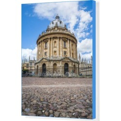 Box Canvas Print. Radcliffe Camera, Oxford University, found on Bargain Bro Philippines from Media Storehouse for $180.45