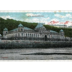 252 Piece Puzzle. The Spa, Scarborough, Yorkshire found on Bargain Bro Philippines from Media Storehouse for $45.15