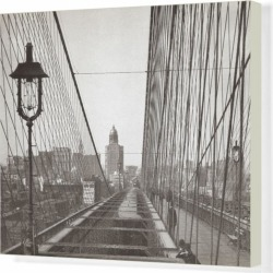 Box Canvas Print. East River Bridge found on Bargain Bro Philippines from Media Storehouse for $180.45