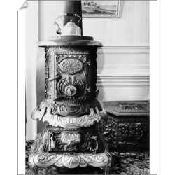 10 inch Photo. CALIFORNIA: BODIE, 1962. The stove in the Miners found on Bargain Bro Philippines from Media Storehouse for $16.64