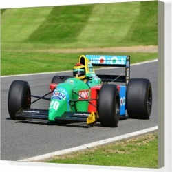Box Canvas Print. CJ6 9835 Benetton B190 found on Bargain Bro Philippines from Media Storehouse for $180.76
