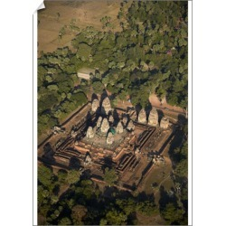 A1 Poster. Pre Rup temple ruins (dating from 961), Angkor World found on Bargain Bro Philippines from Media Storehouse for $76.34