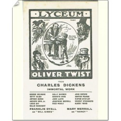 10 inch Photo. Oliver Twist found on Bargain Bro Philippines from Media Storehouse for $16.64