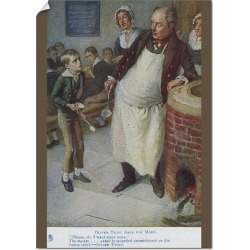 A1 Poster. Oliver Twist asks for more - Charles Dickens found on Bargain Bro Philippines from Media Storehouse for $76.34