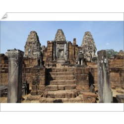 10 inch Photo. East Mebon Temple found on Bargain Bro Philippines from Media Storehouse for $16.64