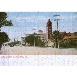 252 Piece Puzzle. East Colorado Street, Pasadena, California, USA found on Bargain Bro Philippines from Media Storehouse for $45.80