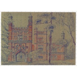 252 Piece Puzzle. East Barsham Manor MD41_00047 found on Bargain Bro Philippines from Media Storehouse for $45.80