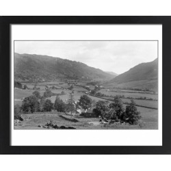 Large Framed Photo. The Tarns, Lake District found on Bargain Bro Philippines from Media Storehouse for $177.89
