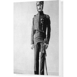 Box Canvas Print. FRENCH OFFICER, 1814. The uniform of a French found on Bargain Bro Philippines from Media Storehouse for $180.45