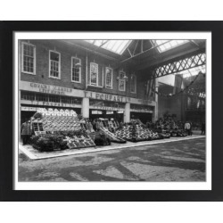Large Framed Photo. East End Market found on Bargain Bro Philippines from Media Storehouse for $180.45