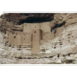 A1 Poster. Montezuma Castle dating from 1100-1400 AD in found on Bargain Bro Philippines from Media Storehouse for $76.34