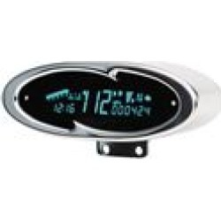 Dakota Digital MCV-7000 Series Oval Digital Gauge