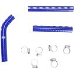 Moose Race Fit Radiator Hose and Clamp Kit