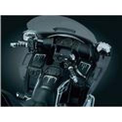 Kuryakyn Gas Tank Door Trim for Honda GL1800