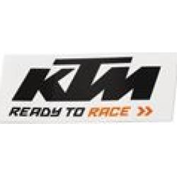 "KTM 24"" Logo Sticker"
